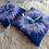 Thumbnail: Vintage Velvet Tie Dye Pillows