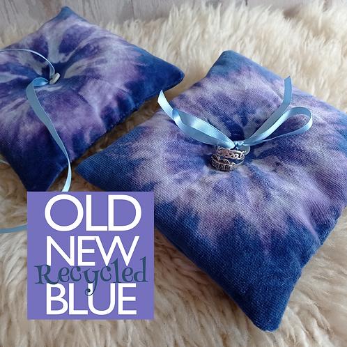 Vintage Velvet Tie Dye Pillows