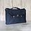 Thumbnail: Reworked Denim Laptop Bag
