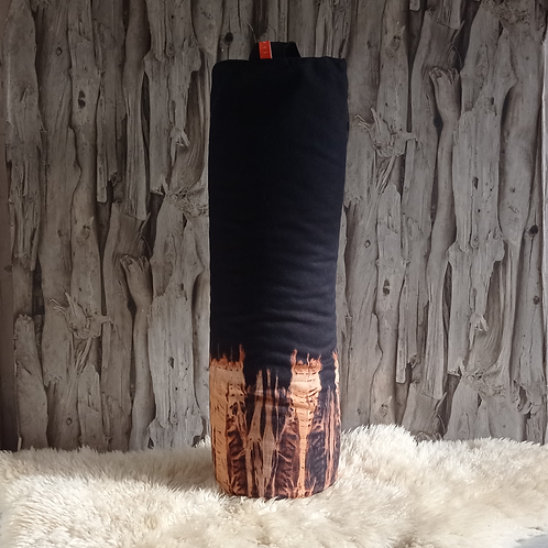 Dark Fire Yoga Bolster ~ Long