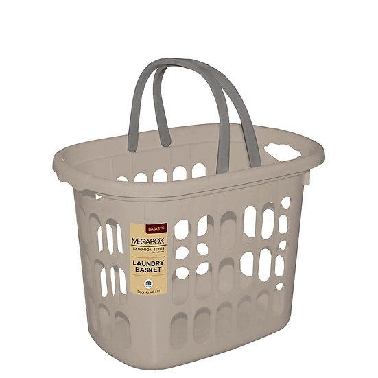 MG-511 MegaBath Laundry Basket w/ Handle 27 liters