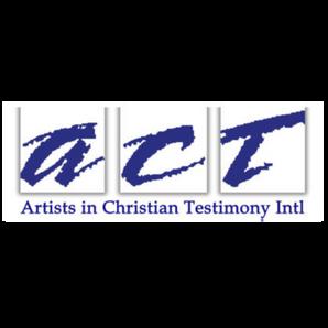 Artists in Christian Testimony Logo