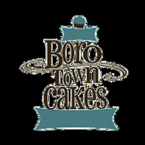 Boro Town Cakes Logo