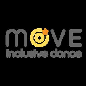 Move Inclusive Dance Logo