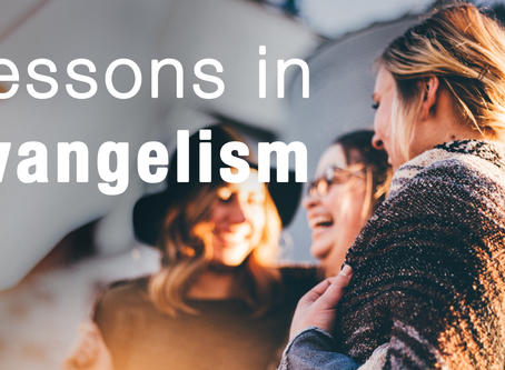 Lessons in Evangelism