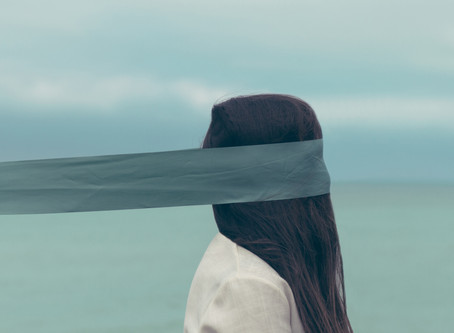 Blindfolded...