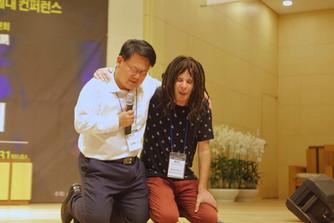 HIPSTER MILLENNIALS AND A DEDICATED KOREAN CHURCH
