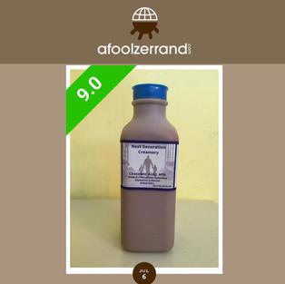 Chocolate Milk Review!