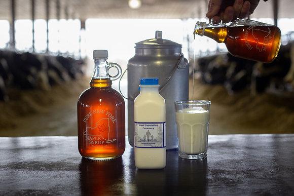 Maple Milk