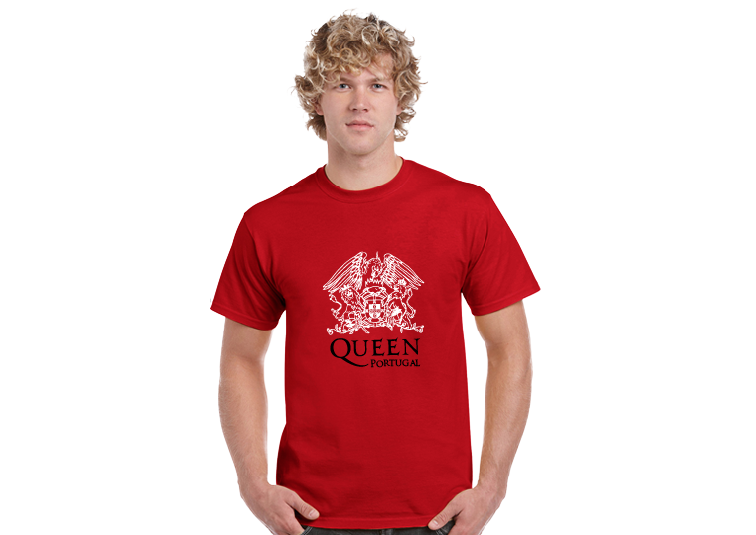 T-Shirt Vermelha 1