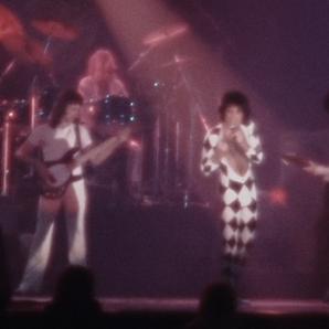 Queen 1977: Imagens raras em Copenhaga