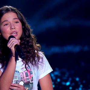 Love Of My Life no The Voice Kids Portugal por Maria Gil