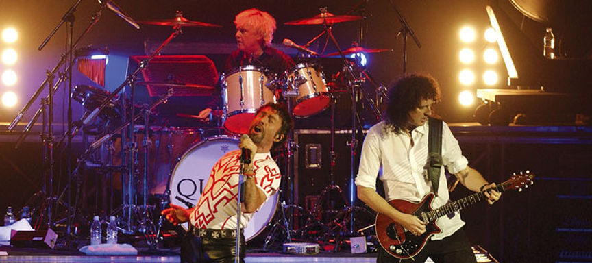 Queen + Paul Rodgers 2005