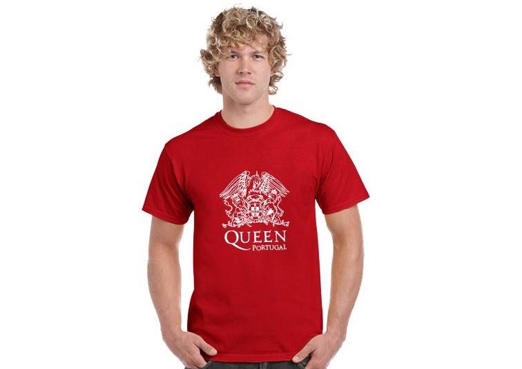 T-Shirt Vermelha 2