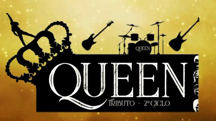 Tributo aos Queen pelo Colégio Atlântico nas Festas de São Pedro - Seixal