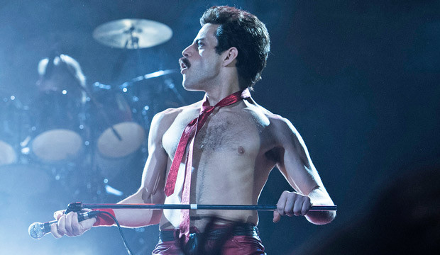 Bohemian Rhapsody torna-se no segundo filme biográfico mais bem sucedido de sempre