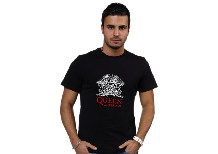T-Shirt Preta 1