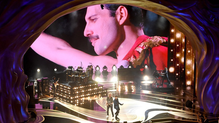 Queen – A Night At The Oscars