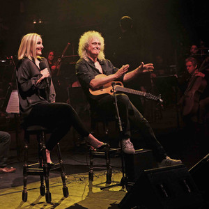 Brian May e Kerry Ellis no Song For Nature
