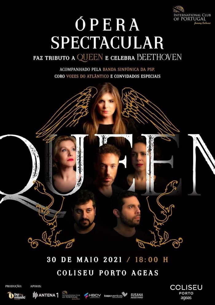 Ópera Spectacular | Tributo a Queen celebrando Queen
