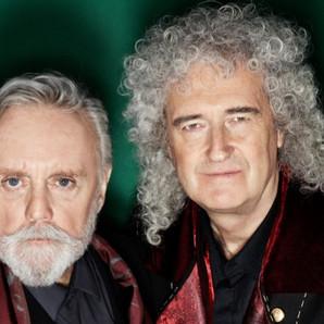 Roger Taylor e Brian May actuam na passagem de ano com Yoshiki