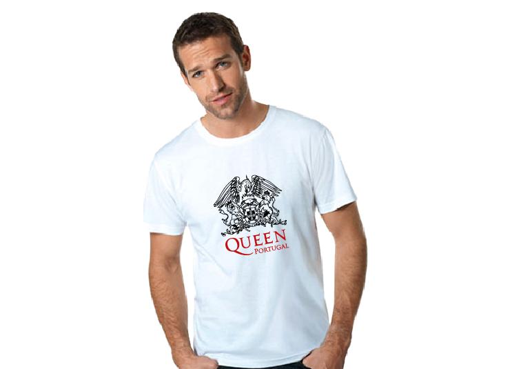 T-Shirt Branca 1