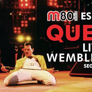 M80: Especial Queen Live At Wembley '86