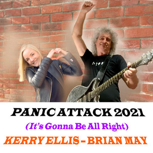 Brian May e Kerry Ellis: 'Panic Attack 2021'!
