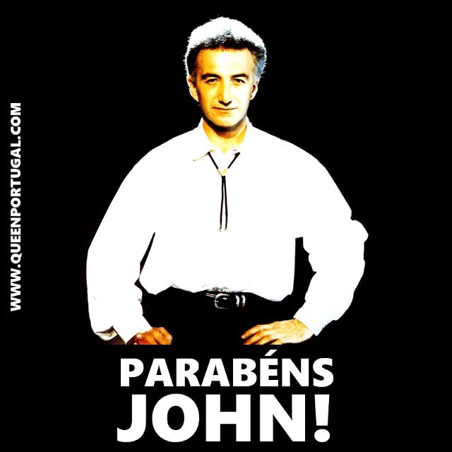 Parabéns John!