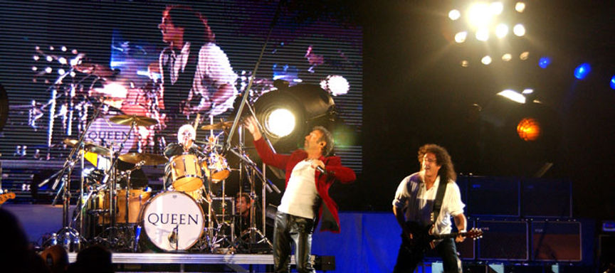 Queen + Paul Rodgers 2006