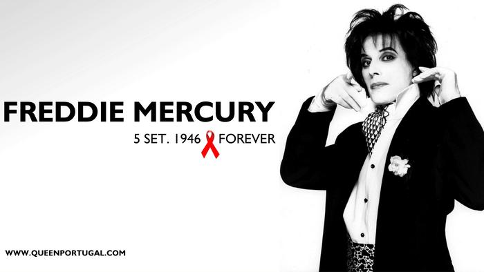 28 anos sem Freddie Mercury