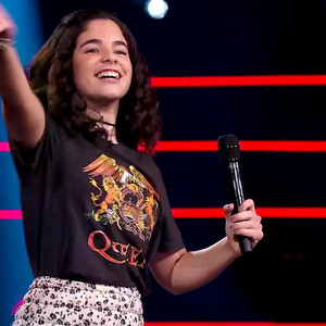 "Lívia Barros participa e encanta no ""The Voice Kids"" - Joel Balsinha"