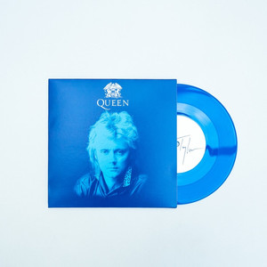 Já venda: Queen Pop Up Store - Vinil Exclusivo Roger Taylor 7''