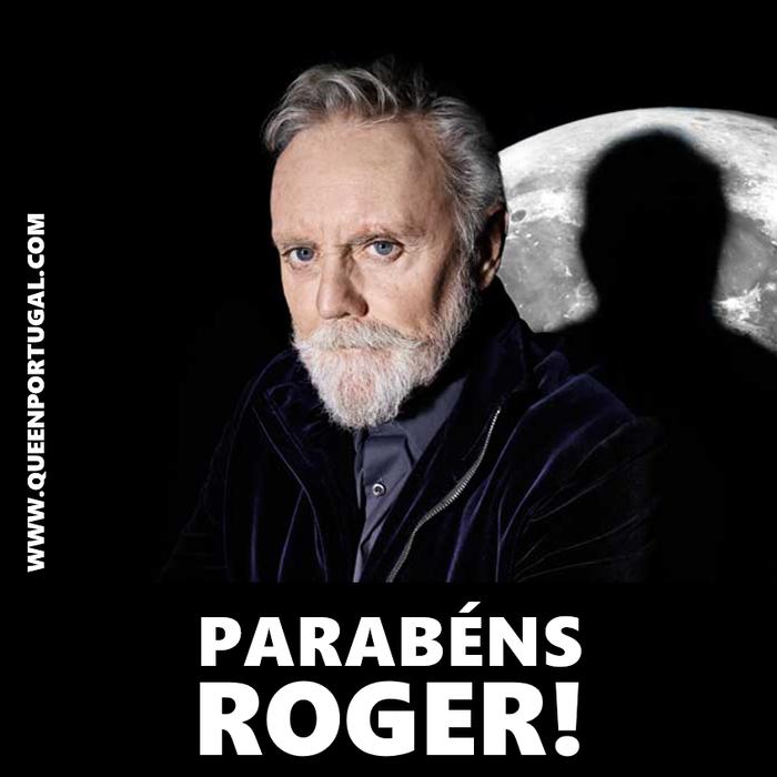 Parabéns Roger!