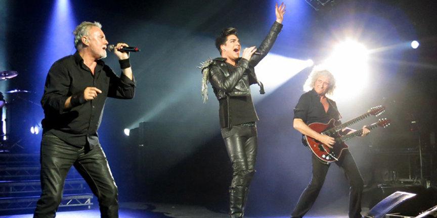 Queen + Adam Lambert - 2012