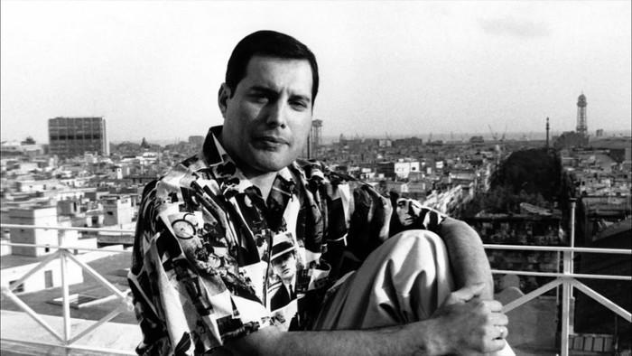Descobre quais foram os filmes favoritos de Freddie Mercury