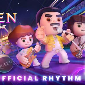 Queen Rock Tour - O jogo dos Queen para telemóvel