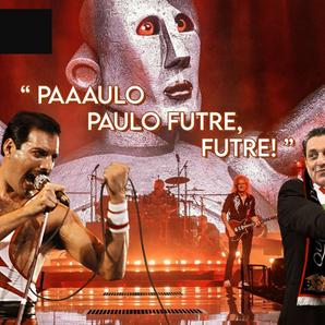 Parabéns Paulo Futre... amigo, esta é para ti!