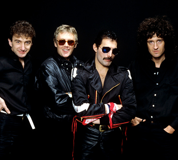Queen: os primeiros anos de paixão
