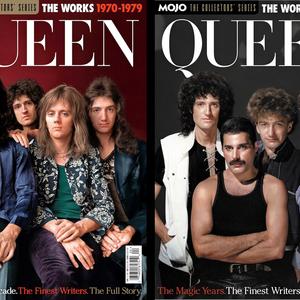 MOJO: Edições de Colecionador dos Queen