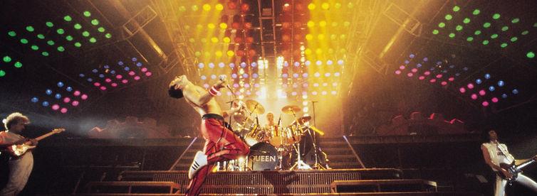 Queen 1984