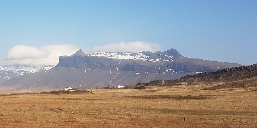 Elliðatindar - fjallskórónan fagra á Snæfellsnesi