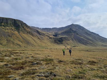 Kjalardalur, Svörtuloft, Geirmundartindur og Ingagil í Akrafjalli