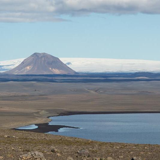 Hágöngur og Tungnafellsjökull