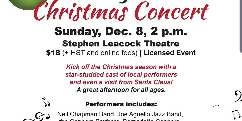 2nd Annual Georgina Christmas Concert