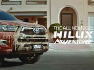 Toyota Hilux Adventure 2021