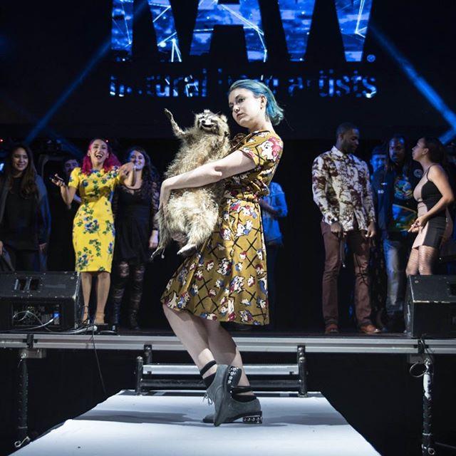 When you gotta #Dance #SFRaw #taxidermy