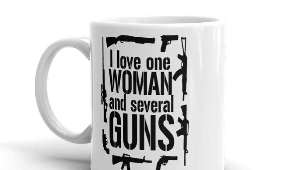 One Woman Mug