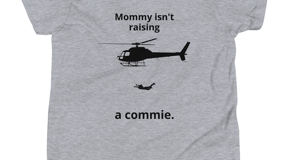 No Commie Youth