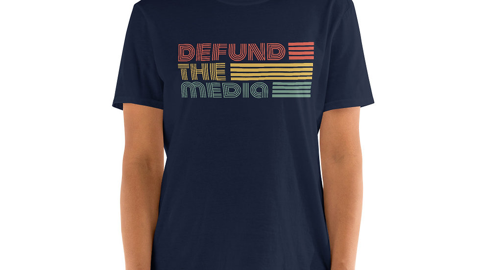 Defund the Media T-Shirt